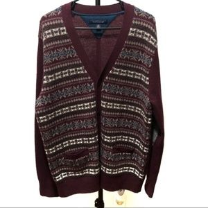 Tommy Hilfiger Stylish Outer Sweater | Sz Large